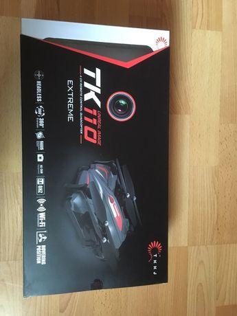 DRON Z KAMERĄ HD 720p FPV WiFi składanyTK110