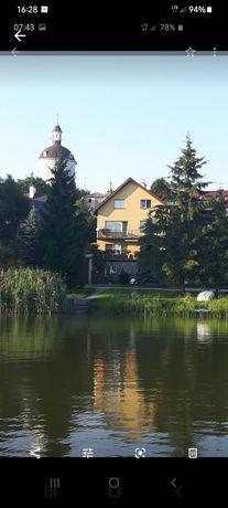 Kwatery pracownicze nad jeziorem w Ełku