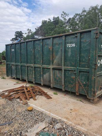 Skup złomu - wysokie ceny! wstawiamy kontenery Poznań okolice