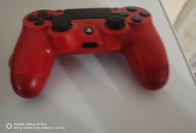Pad Czerwony Play Station 4 Ps4