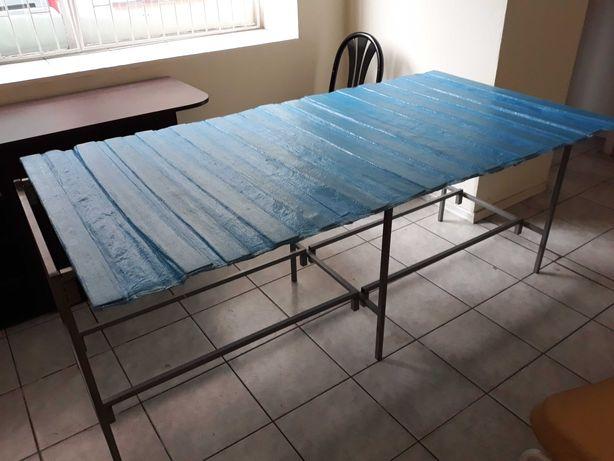 Stół targowy rozkładany