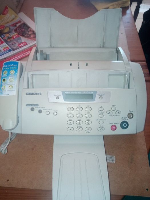 Fax - Telefone Samsung SF-330 Almeirim - imagem 1