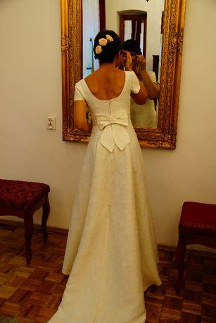 suknia ślubna CYMBELINE na wzrost ok. 152-155