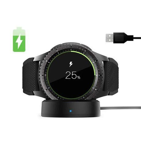 Беспроводное зарядное устройство для Samsung Gear S3 Frontier S2 R732