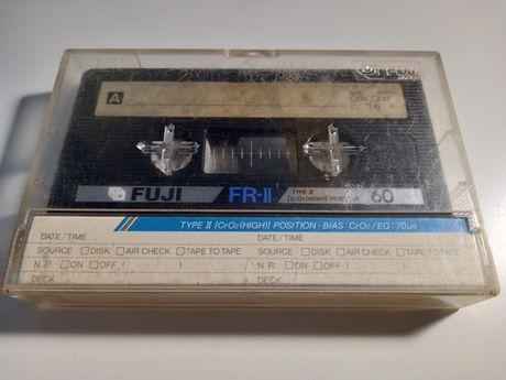 Kaseta magnetofonowa Fuji FR-II 60
