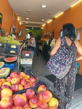 Frutaria bom negócio