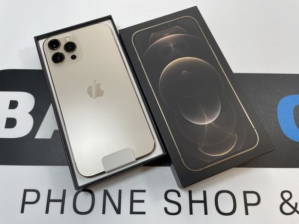 Nowy Iphone 12 Pro Max 128GB Gold Gwarancja