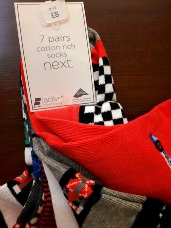 Продам новые носки Next