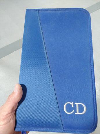 Bolsa para 60 CD's como nova