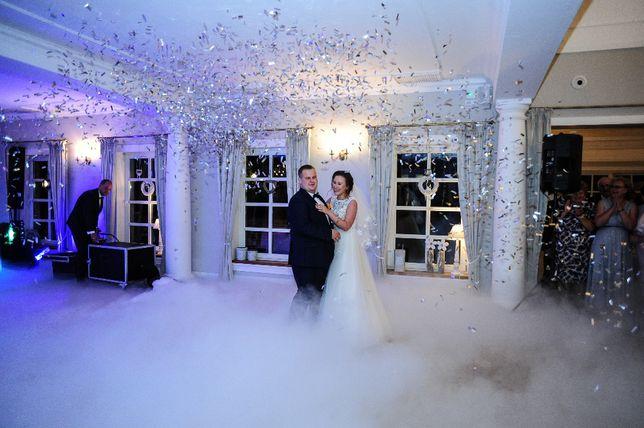 CIĘŻKI DYM - taniec w chmurach, Fontanny Iskier, LOVE, wolne terminy !