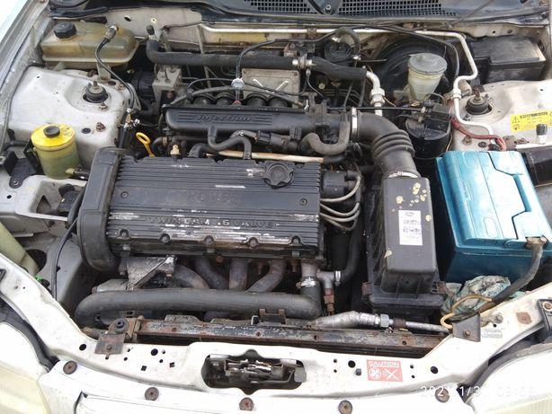 Rover 400 1,6 бензин розхід 5.3 траса
