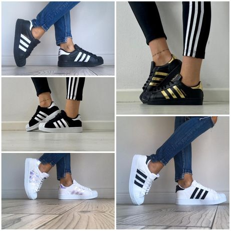 Buty Adidas Superstar Damskie NOWE Rozm 36-41 Mega PROMOCJA