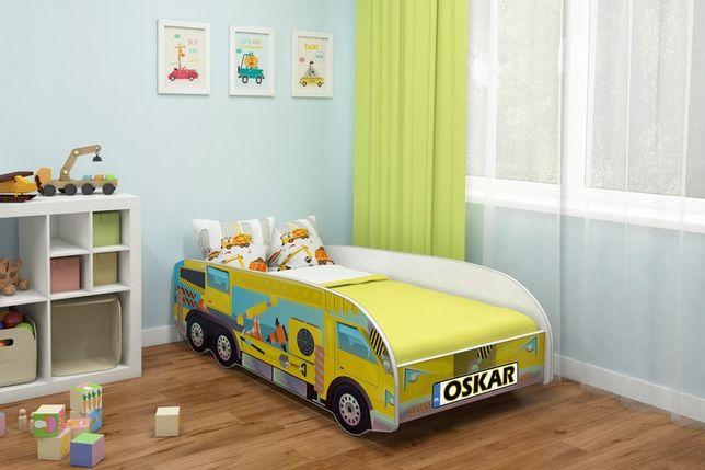 Łóżko, łóżeczko TRUCK 140x70