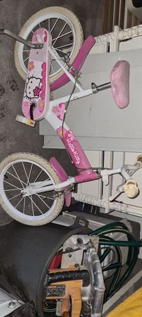 Bicicleta Hello Kitty roda 16