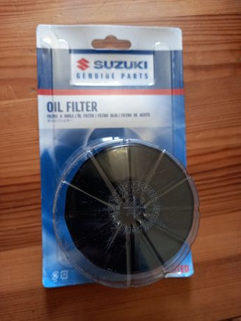 Filtr oleju do motocyklów Suzuki