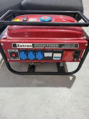 Gerador gasolina 8500w trifasico novo