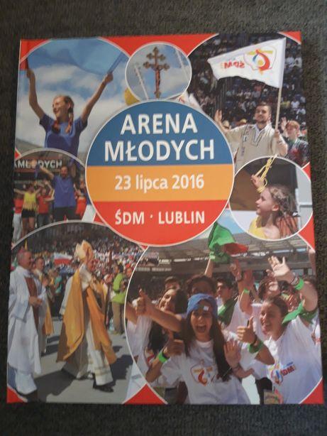 Arena Młodych Światowe Dni Młodzieży Lublin