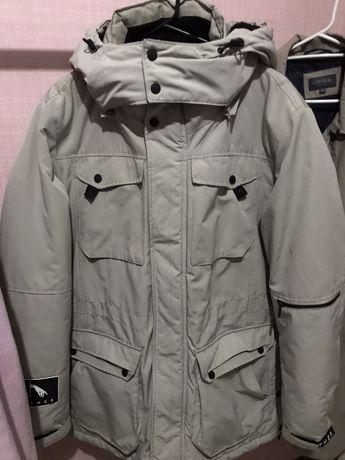 Зимняя куртка( Не The north face, kappa )