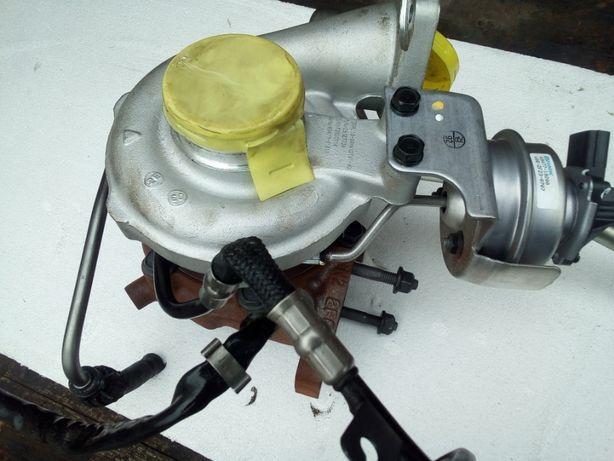turbo turbina antara chevrolet captiva 2,2 vcdi Z22D1 184KM 2013R