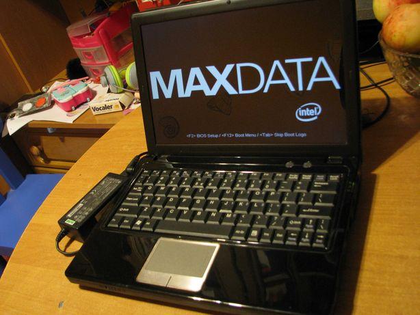 "laptop 12""cali LED dyskHDD80GB pamięć4GB RAM procesorCPU 2x1,66Ghz 2MB"