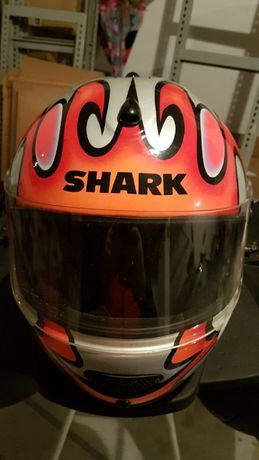 Capacete SHARK RS2 Ruggia
