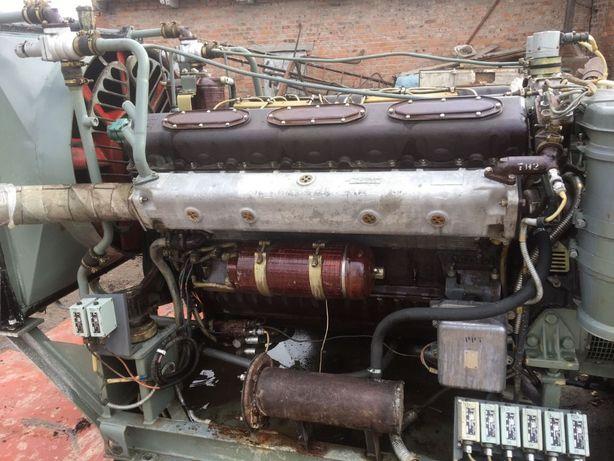 Дизель генераторы 1д12 - 200кВт, и др.30кВт, 50кВт, 75кВт, 100кВт,