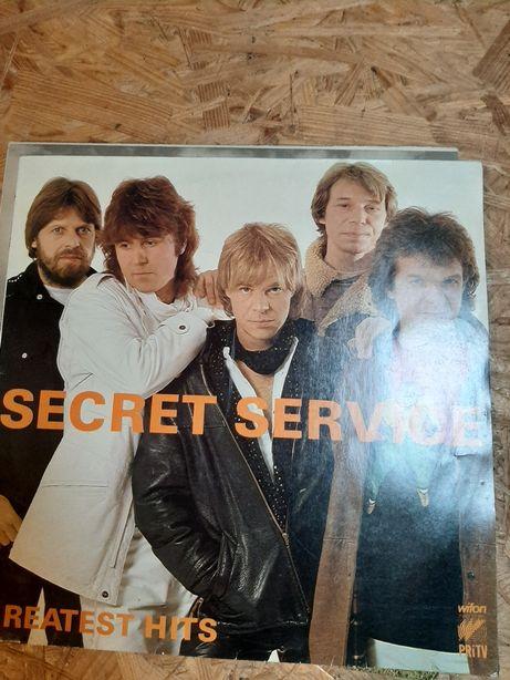 Secret service płyta winylowa greatest hits