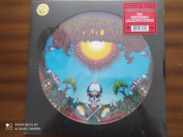 Grateful Dead ‎– Aoxomoxoa Vinyl, Limited Edition, PictureDisc 2019