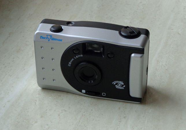 Фотоапарат плівковий новий Panorama/Normal 35мм /Фотоаппарат пленочный