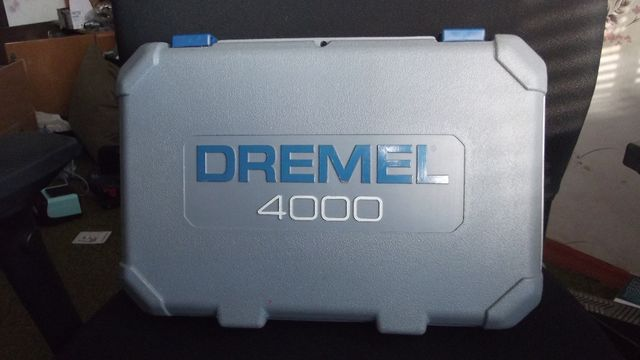 Dremel модель 4000