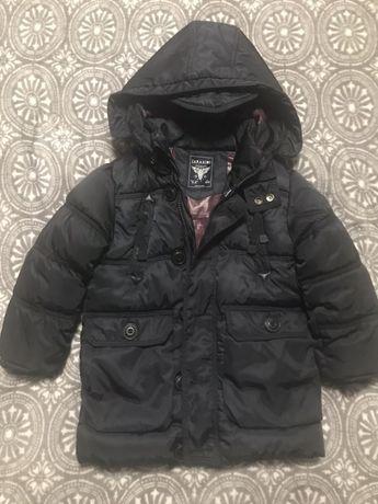 Куртка удлиненная Zara