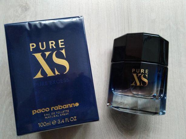 Элитный мужской парфюм Paco Rabanne Pure XS. 100 мл.