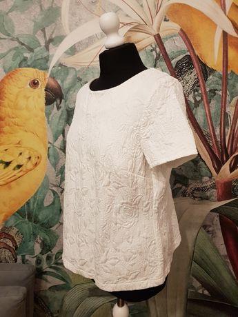 Biala bluzka F&F Nowa
