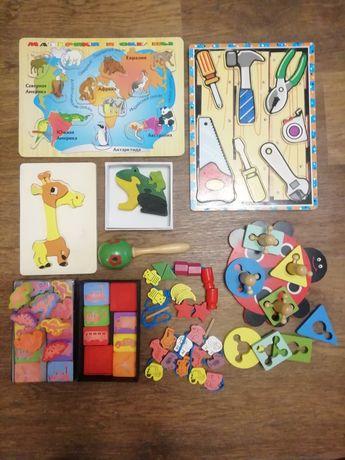 Игрушки от 1 года до 3-4лет