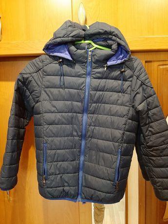 Куртка демисезонная весна, лёгкая, 146
