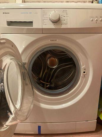 Hansa стиральная машина б/у в хорошем состоянии