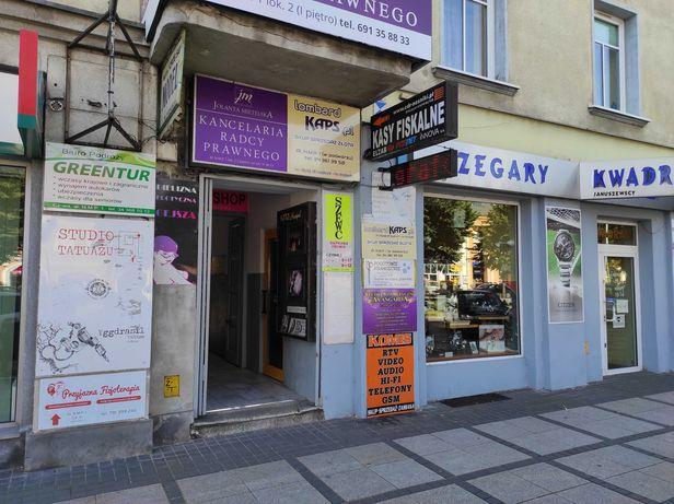 Lokal użytkowy 70 m2 w Alejach Częstochowa