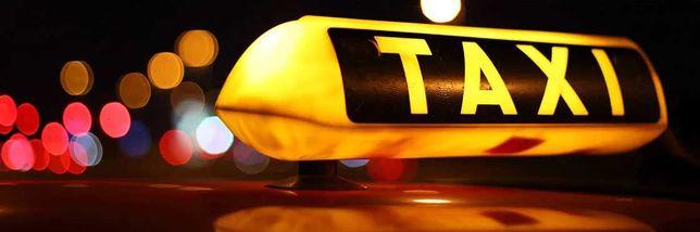 Taxi legalizado com praça