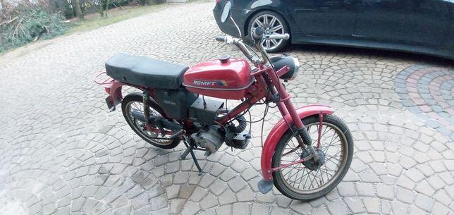 Romet Ogar 200 rocznik 1986