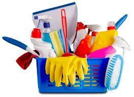 Sprzątanie domu mieszkania, porządki generalne