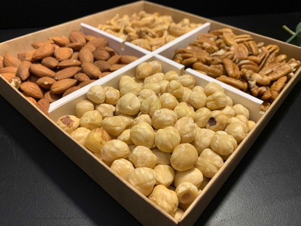 наборы орехов и сухофруктов для дома/офиса/на подарок 0,5 кг - 231 грн