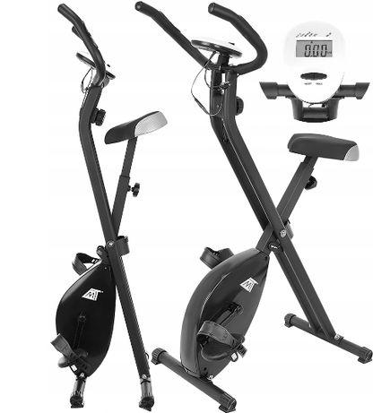 Rowerek Stacjonarny Rower Treningowy Składany