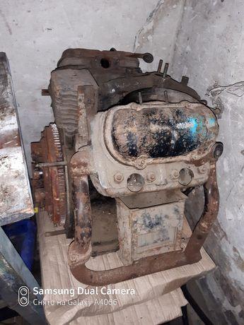 Двигатель мотор запорожец