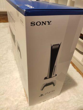 PlayStation 5 Nowa, Gwarancja, PS5 od ręki
