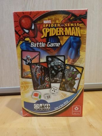 Nowa gra MARVEL SPIDERMAN Battle Game