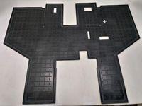 Dywanik wycieraczka kabiny URSUS 385 912 Zetor 8011 do 16145 guma 4mm