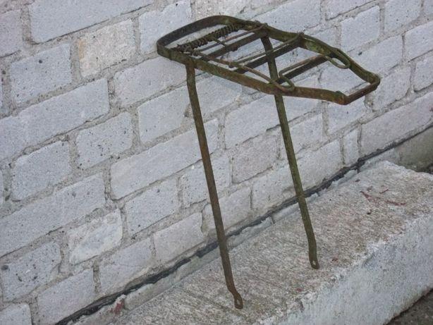 Stary bagażnik rowerowy ANTYK
