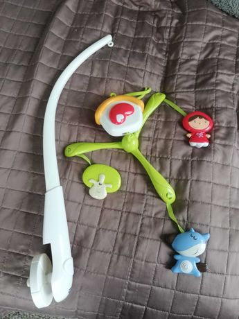 Дитячий світ/ дитяча музична іграшка на ліжечко