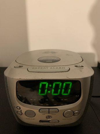 Zegarek elekroniczny z radiem i cd