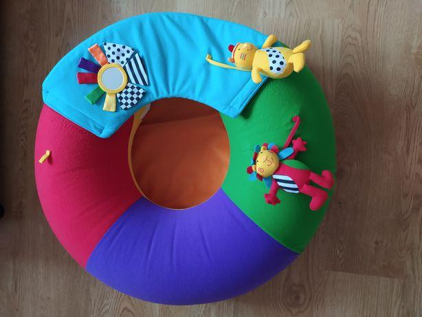 Игровой коврик-подушка